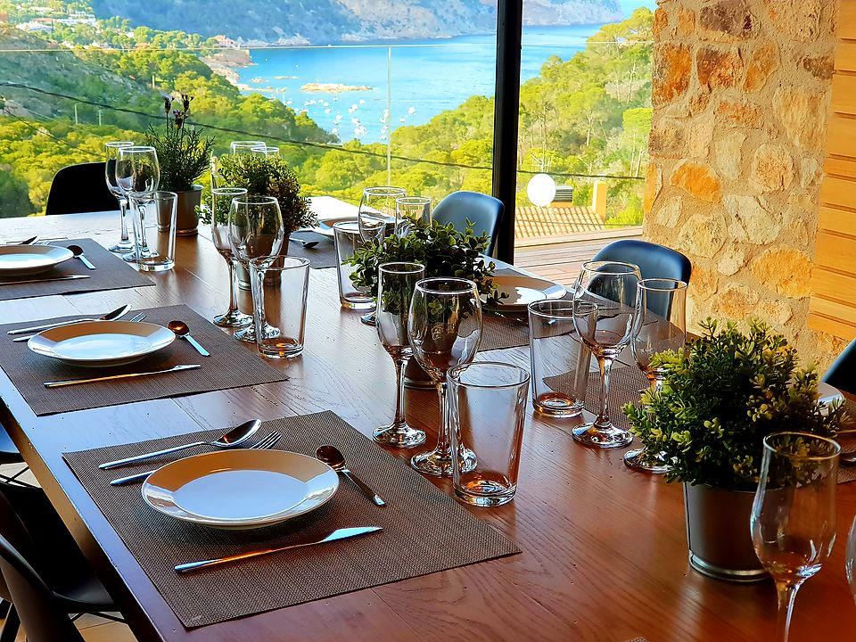Private chef in Begur ( Costa Brava ) with local cusine